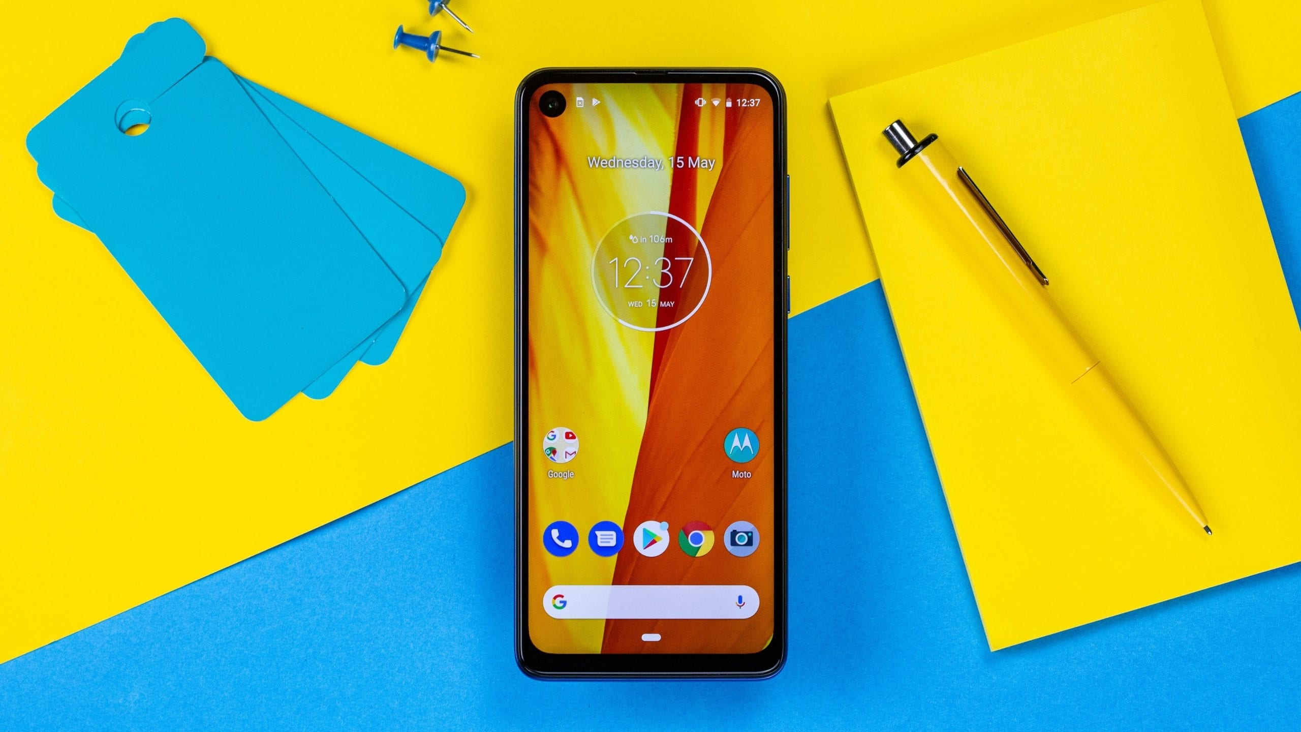 Motorola Moto One Vision coming On June 20th – AltFizz